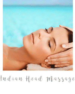 indian head massage therapies
