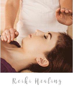 Reiki healing st austell