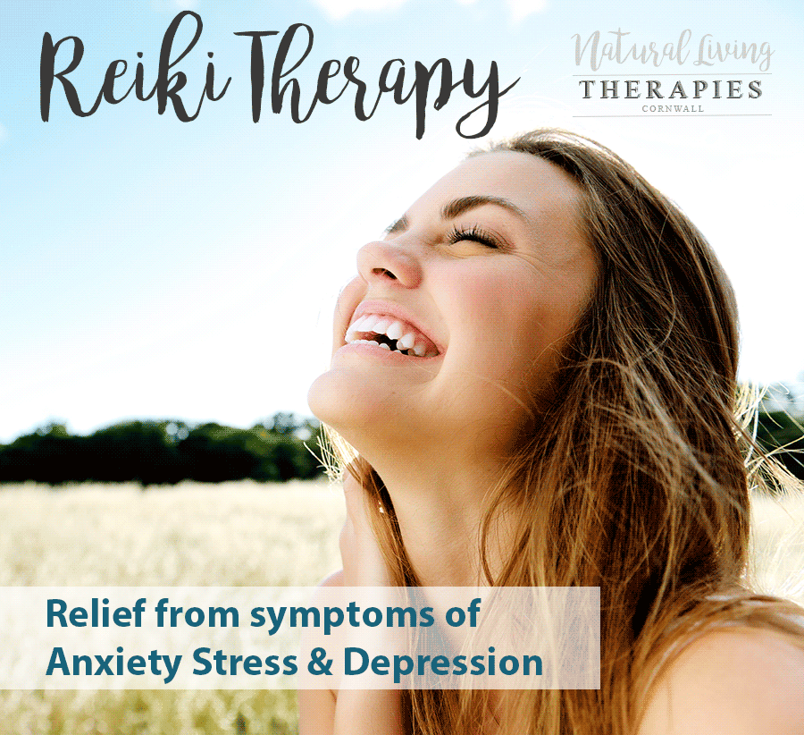 Reiki helps Anxiety, Stress and Depression