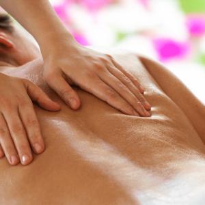 Back Massage Cornwall