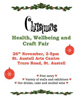St Austell Health Fair