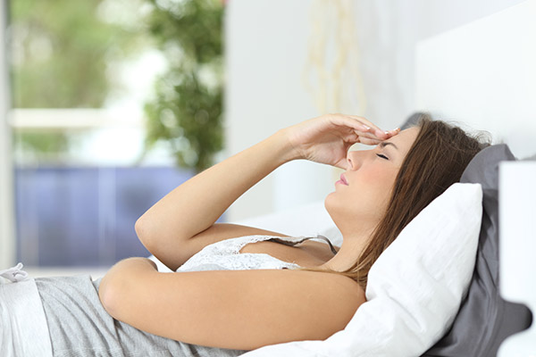 can reflexology help exhaustion