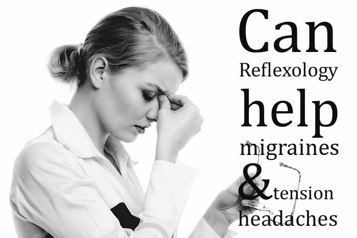 Can reflexology help migraine headaches ? Study finds reflexology as effective as prescription medication